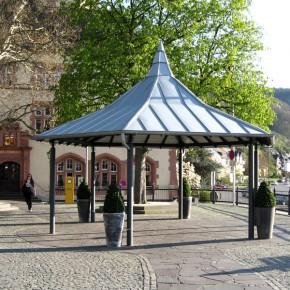 Hochzeitspavillion Bernkastel-Kues