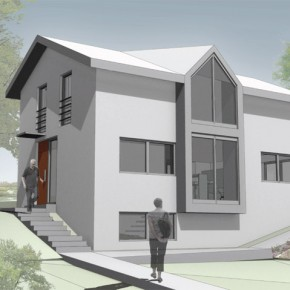 Einfamilienwohnhaus, Neef / Mosel