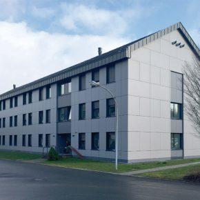Generalsanierung Unterkunftsgebäude der Bundeswehr
