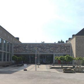 Sanierung Hochschule Trier
